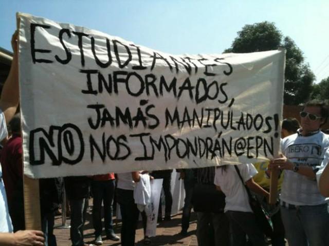 Protestas contra la