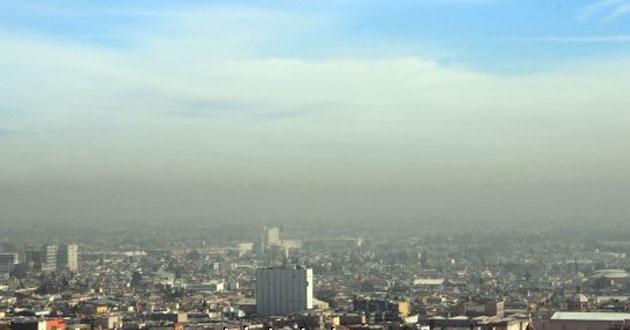 Contaminación ambiental. Agudeza.