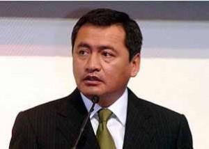 Osorio Chong. Abre la puerta.