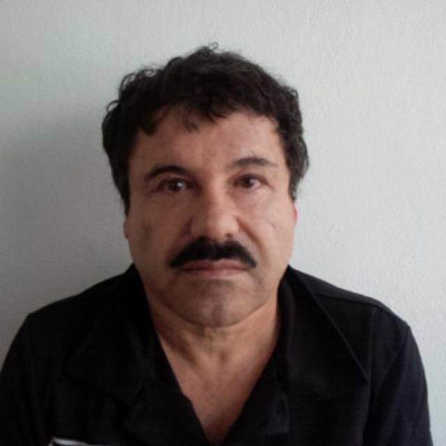 El Chapo Guzmán. Prófugo 13 años.
