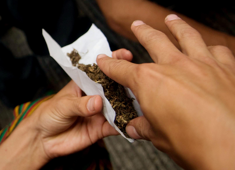 Marihuana. La legalización.