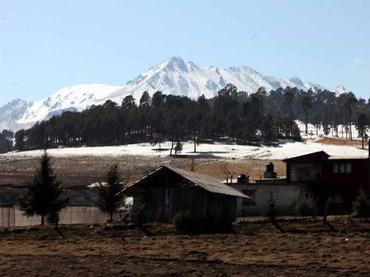 Nevado de Toluca. Protección ambiental.