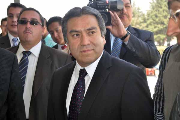 Baruch Delgado. Jueces especializados.