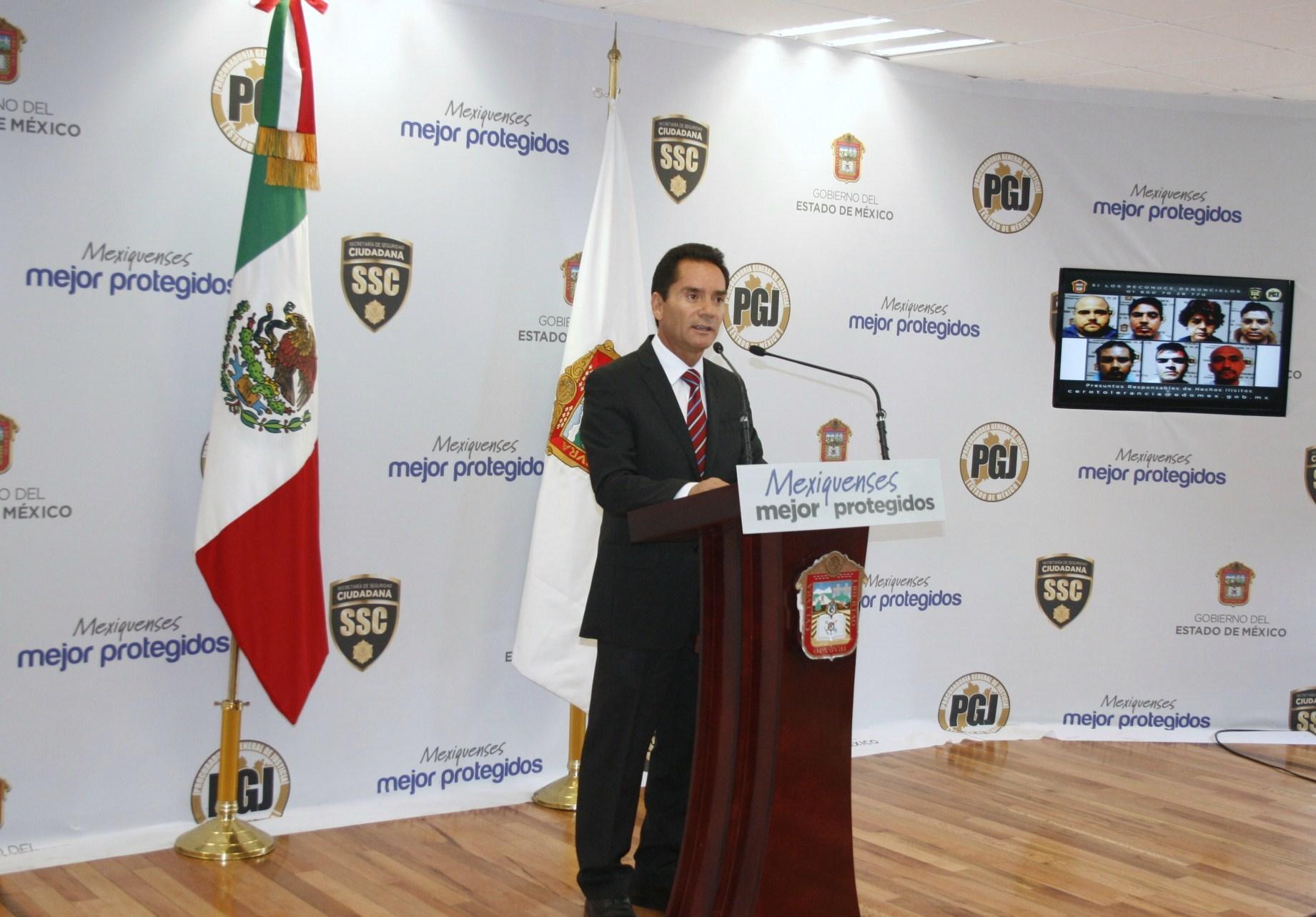 Contreras Nieto. La criminalidad en ascenso.