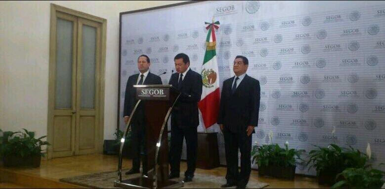 Eruviel Ávila y Osorio Chong. Estrategia para Edomex.