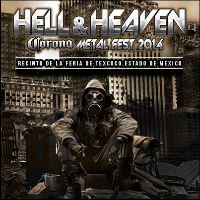 Hell and Heaven. Cancelado