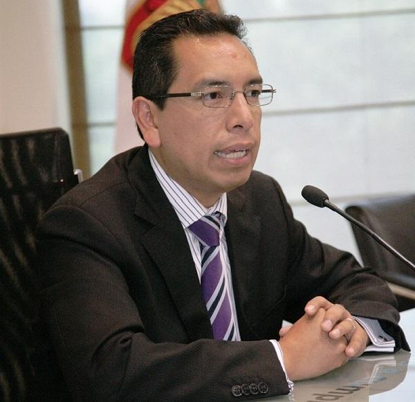Indalecio Ríos. Operativos en Ecatepec.