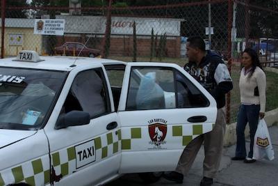 Bases de taxi. Regularización.