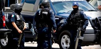 Policía Federal. Más efectivos.