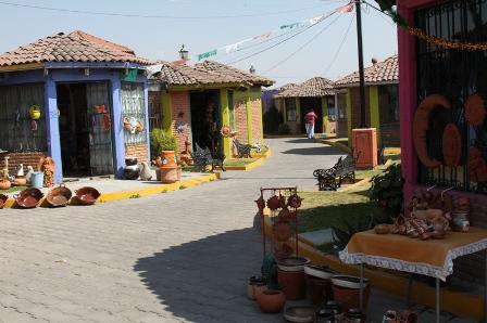 Pueblo Mágico. Metepec promueve turismo.