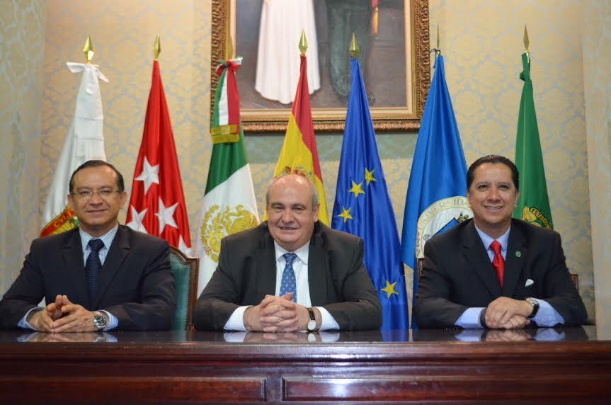 Jorge Olvera. Gira internacional.
