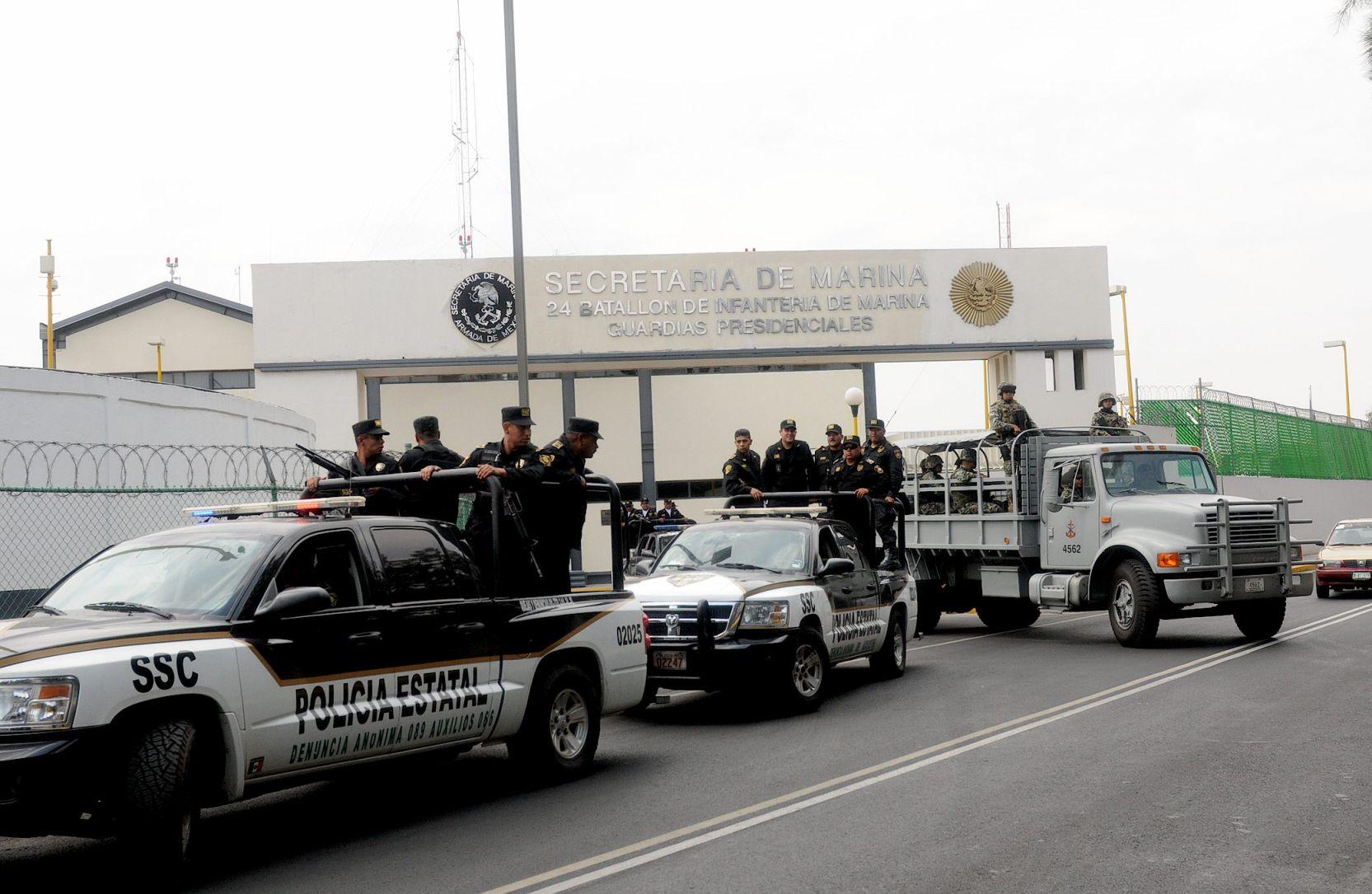 Arrancan patrullajes. Marina y Policía Estatal.