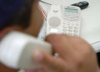 Extorsión telefónica. Alta incidencia.