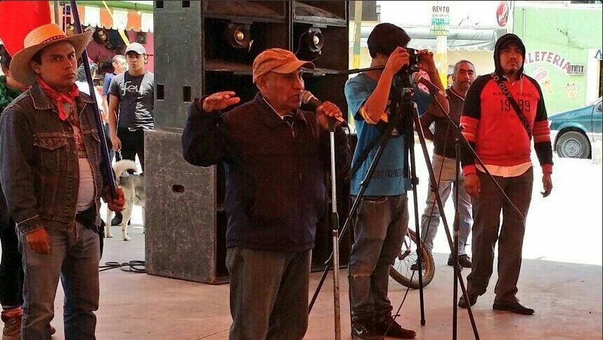 Ignacio del Valle. La resistencia de Atenco.