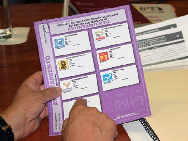 Elecciones intermedias. La disputa.