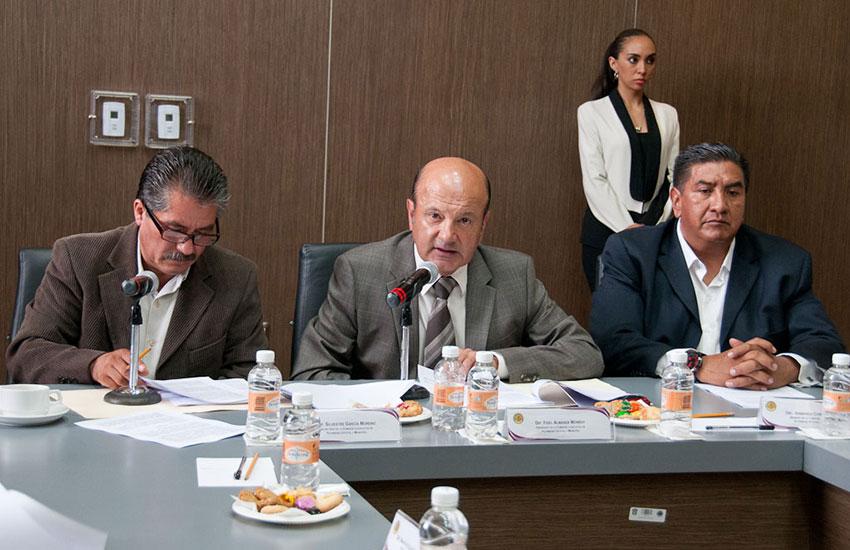 Legislatura mexiquense. Autorización.