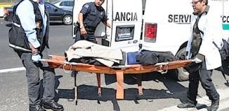 Policía de Ecatepec. Muerte accidental.