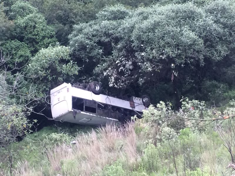 Autobús Lerma. Saldo fatal.