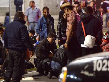 Ecatepec. La estampida trágica.