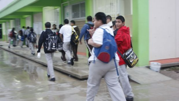 Periodo vacacional. Estudiantes mexiquenses.