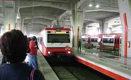 Tren Suburbano. Fallas.