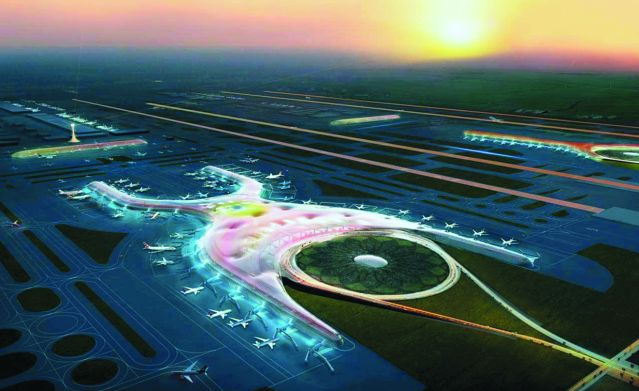 Aeropuerto en Texcoco. Impacto ambiental.