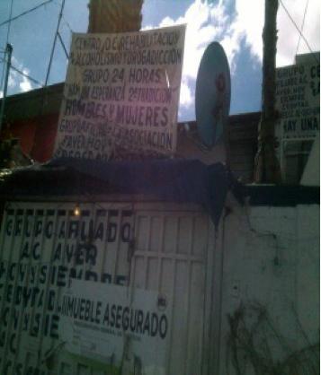 Centro de rehabilitación. Ecatepec.