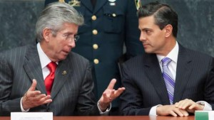 Peña Nieto y Ruiz Esparza. Indemnización en curso.