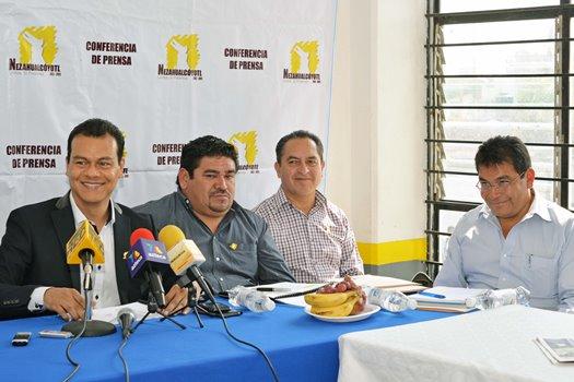 Juan Zepeda. Inversión en obra pública.