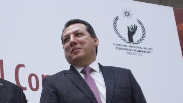 Raúl Plascencia. Caso Tlatlaya.