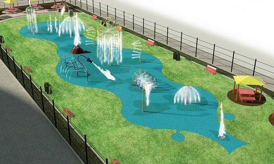Se Construyen 20 Espacios Recreativos Deportivos Y Parques
