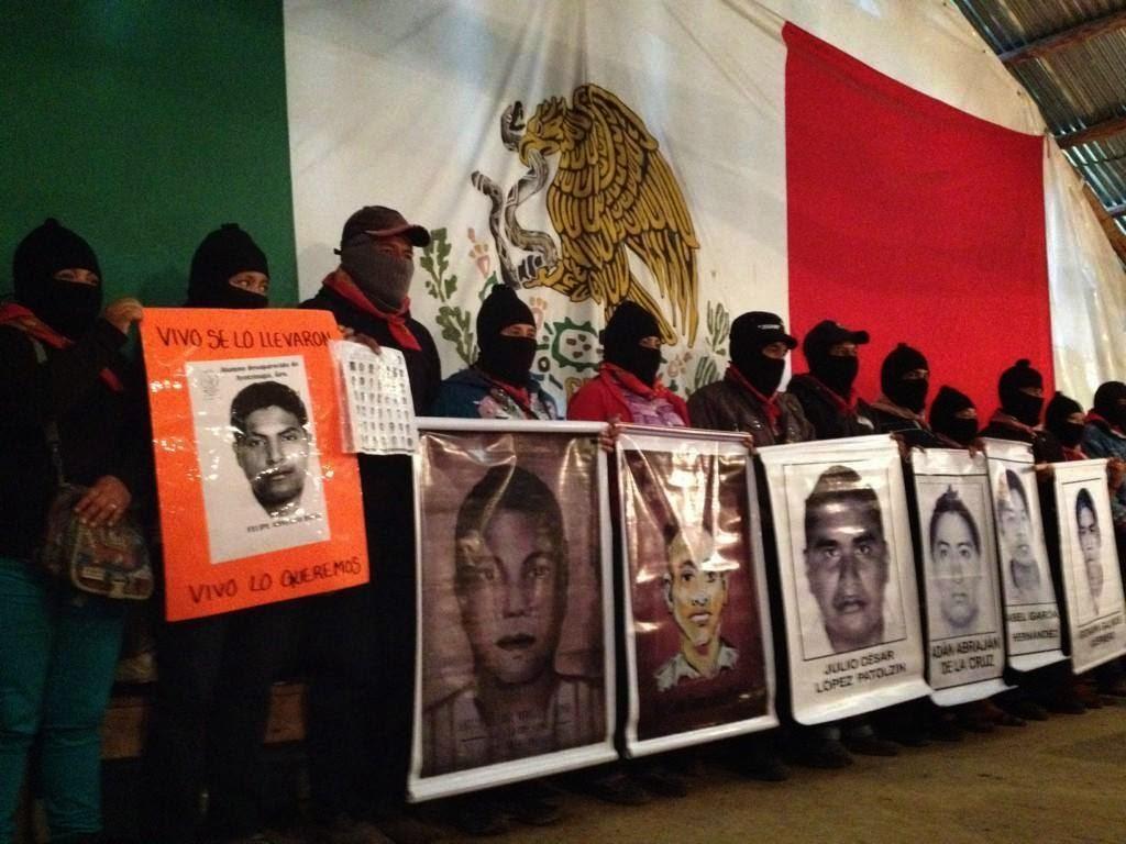 Normalistas de Ayotzinapa. Evitar el olvido.