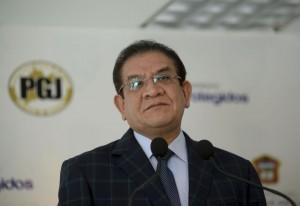 Damián Canales. Admite nuevo cártel. Foto: Agencia MVT.