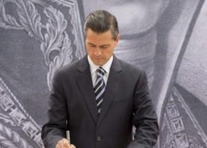 Peña Nieto. Llueven acusaciones. Foto Especial.