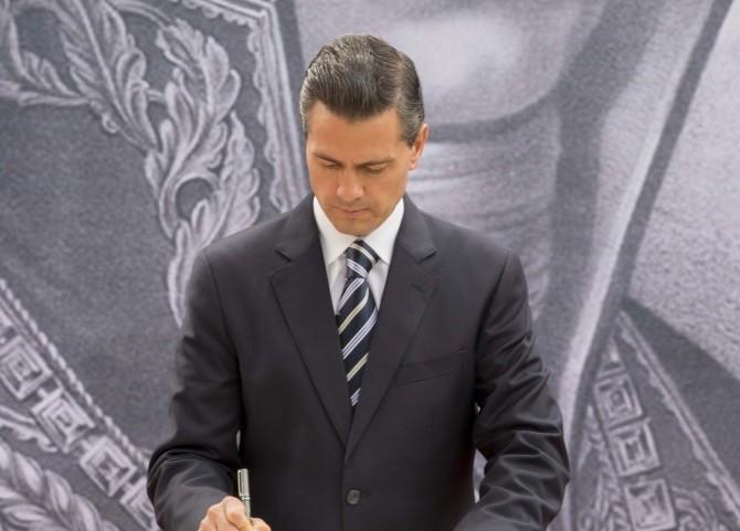 Peña Nieto. Foto Especial.