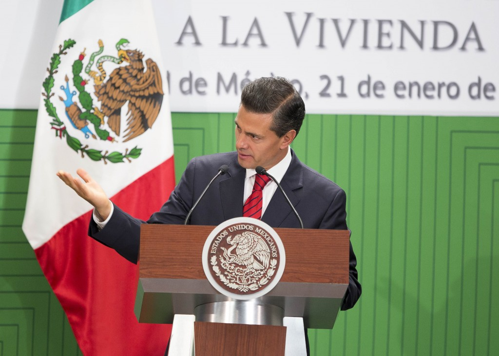 Peña Nieto. El conflicto de interés. Foto Especial.