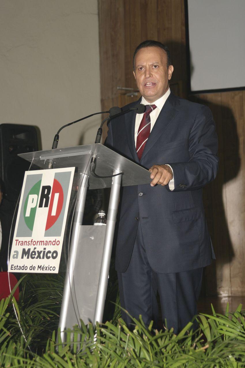 Héctor Pedroza. Otro salto electoral. Foto: Agencia MVT.