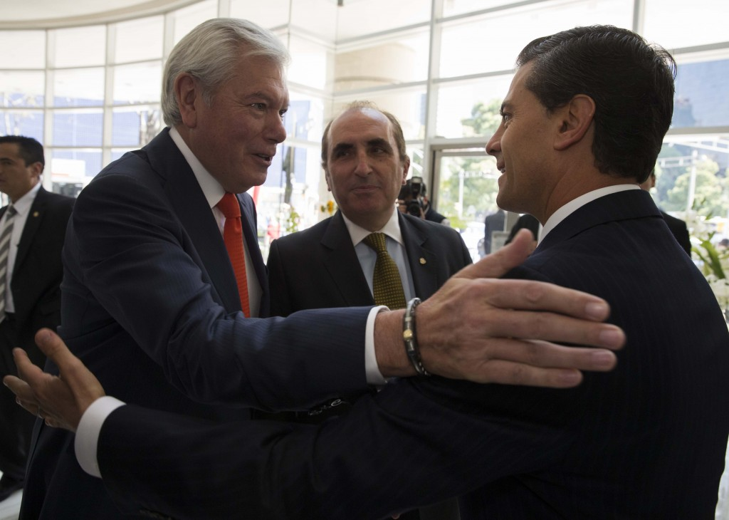 Peña Nieto y los Hank. Otra relación empresarial.