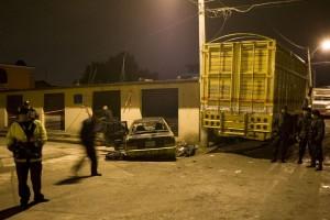 Acumulan ejecuciones. Violencia en Ecatepec. Foto Archivo Agencia MVT.