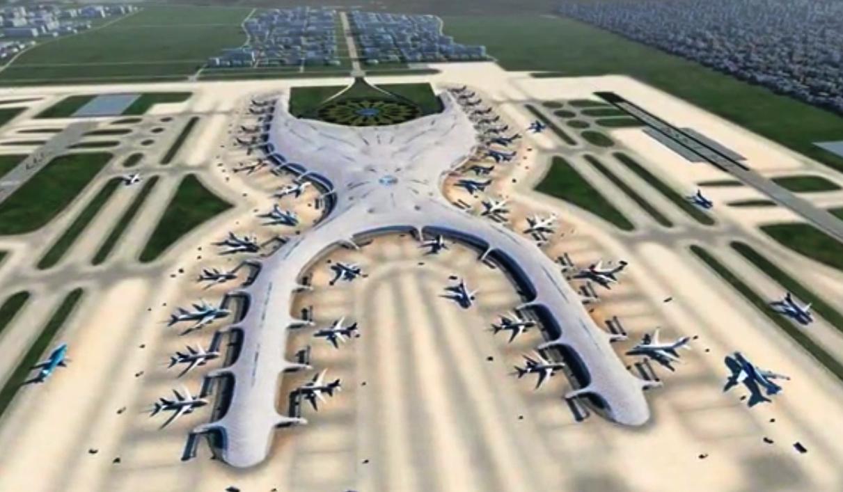 Resultado de imagen para Atenco: no al Nuevo Aeropuerto Internacional para la Ciudad de México