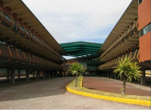 Interior del  Instituto Cultural Paideia (Foto Especial)