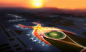 Aeropuerto en Texcoco.  Foto Especial.