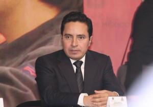 Erasto Martínez. Será secretario de Infraestructura. Foto Agencia MVT.