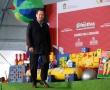 En veda electoral, Eruviel amplia programa de útiles escolares y añade entrega de zapatos
