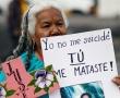 Luchó seis años para demostrar que la muerte de su hija no fue suicidio sino un  homicidio