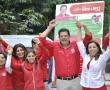 Compromete David López gobierno solidario y progresista para Metepec