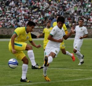 Potros vs Loros. Marcador con par de roscas. Foto UAEMéx.