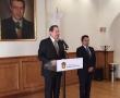 Regresa Erasto al gabinete de Eruviel; dará resultados del caso OHL en 30 días