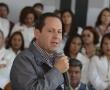 Plantea Eruviel crear Sistema Estatal Anticorrupción; obligaría a presentar declaración 3de3