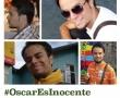 Campaña para liberar a Óscar Álvaro, el universitario a quien le sembraron droga